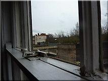 SK3436 : Friar Gate Bridge, Derby by Peter Barr