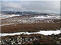 NN8572 : Moorland, Atholl by Richard Webb
