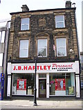 SE2627 : J B Hartley Dry Cleaning - Queen Street by Betty Longbottom