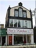 SE2627 : Sue's Kitchen - Queen Street by Betty Longbottom