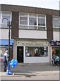 SE2627 : St Gemma's Hospice - Queen Street by Betty Longbottom