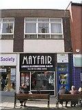 SE2627 : Mayfair Ladies Hairdressing Salon - Queen Street by Betty Longbottom