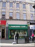 SE2627 : Ramsdens 4 Cash - Queen Street by Betty Longbottom