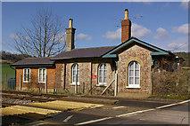 TQ2151 : Gatekeeper's Cottage, Rectory Lane by Ian Capper