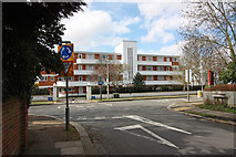 TQ1977 : Hartington Road, London W4 by John Salmon