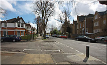 TQ1977 : Grove Park Road, London W4 by John Salmon