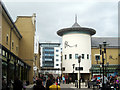 TQ8109 : Priory Meadow Shopping Centre, Hastings by Oast House Archive