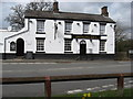 SJ6174 : The Hanging Gate public house by Dr Duncan Pepper
