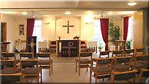 TQ4783 : St John the Divine, Goresbrook Road, Dagenham - East end by John Salmon