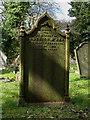 NZ3010 : Cast Iron 'Gravestone' by Trevor Littlewood
