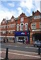 TQ5946 : Masonic Building, High St by N Chadwick