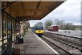 TF9822 : County School Railway Station by Ashley Dace