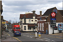 TQ3355 : High Street, Caterham-on-the-Hill, Surrey by Peter Trimming