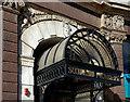 J3374 : The Scottish Provident Building, Belfast (detail) (6) by Albert Bridge
