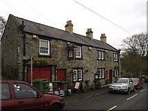 SK1971 : Packhorse Inn, Little Longstone by Andrew Abbott