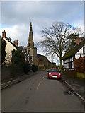 SJ8417 : Church Eaton by Eirian Evans