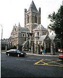 O1533 : Christ Church Cathedral, Dublin, 1997 by Andrew Abbott