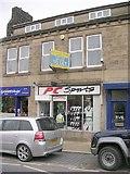 SE2041 : P C Sports - High Street by Betty Longbottom