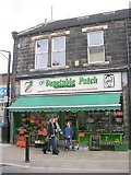 SE2041 : The Vegetable Patch - High Street by Betty Longbottom