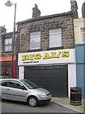 SE2041 : Big Al's Barbershop - High Street by Betty Longbottom