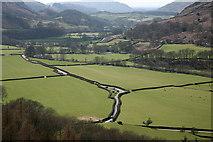 NY2101 : Eskdale Fields by Rob Noble