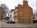 SD8103 : The Church Inn and 38 Church Lane by David Dixon