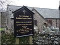 NY1700 : St Catherine's - Eskdale Parish Church by Ian Cunliffe