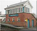 M9457 : Signal Box in Knockcroghery by Sarah777