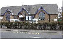 SD4520 : Tarleton Holy Trinity Church of England Primary School, Church Road, Tarleton by Robert Wade