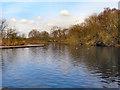 SD8602 : Boggart Hole Clough Boating Lake by David Dixon