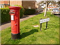 SY6890 : Dorchester: postbox № DT1 69, Normandy Way by Chris Downer