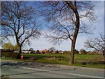 SE3053 : Oatlands playing fields by Andrew Abbott