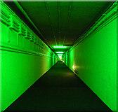 NO5608 : Scotland's Secret Bunker by John Allan