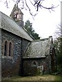 SD2888 : The Church of St John the Baptist, Blawith by Maigheach-gheal