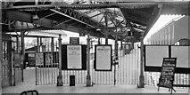 SP0786 : Birmingham Moor Street Station, concourse by Ben Brooksbank