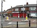 NZ2261 : Shops on King George Avenue, Dunston Hill by Alex McGregor