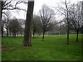 SP0088 : Looking across the park by Row17