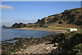 NR7204 : The Boathouse, Sanda Island by Becky Williamson