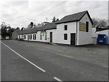 C0615 : Calaghans Bar, Church Hill by Kenneth  Allen