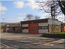 SD9851 : Skipton Fire Station by David Dixon