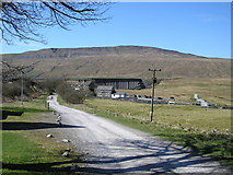 SD7579 : Ribblehead Viaduct and Whernside by Stephen Armstrong