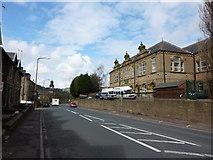 SE0424 : Burnley Road, Luddenden Foot by Alexander P Kapp
