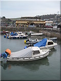 SX8751 : Dartmouth Harbour Basin by Andrew Davis