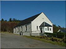 NG5536 : Raasay Free Presbyterian Church by Dave Fergusson
