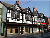 SK5236 : High Road, Beeston by Andrew Abbott