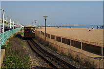 TQ3103 : Brighton Beach, Sussex by Peter Trimming