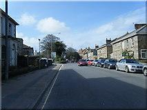 SW6439 : S Terrace, Camborne (B3303) by Colin Pyle