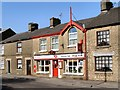SK0083 : Furness Vale Post Office & Village Store by David Dixon