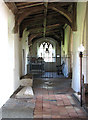 TF8014 : The church of St George in South Acre - north aisle by Evelyn Simak