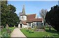 TQ3055 : St Peter & St Paul, Chaldon, Surrey by John Salmon